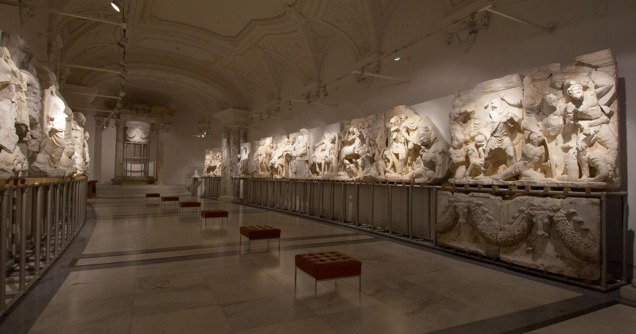 Ephesus Museum / Photo: www.wien.info