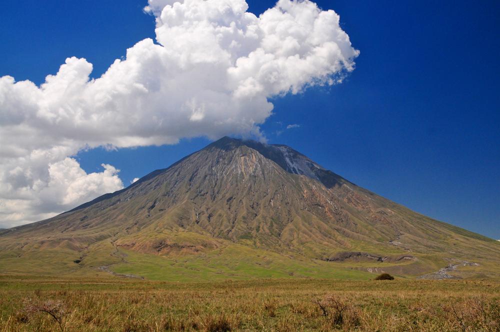 MOUNT OLDONYO LENGAI -