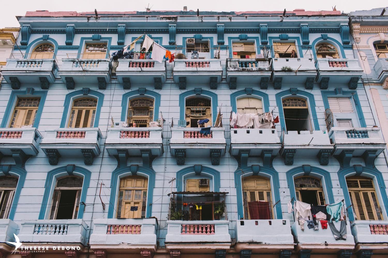 Somewhere in the Capital of Havana