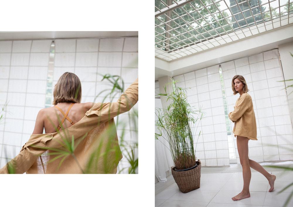 The Nude Label x Sunad by Nauzet Gaspar and Laura herranz