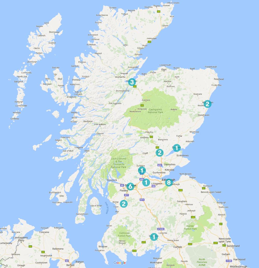 Open Data Training Scotland