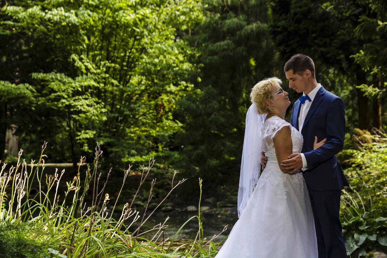Zielono nam - Ślub Kingi i Macieja