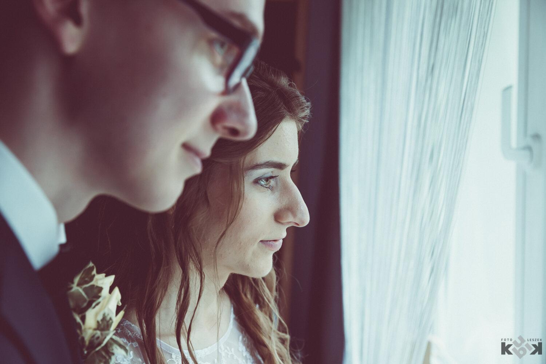 Romantyczni… - Ślub Pauliny i Adriana