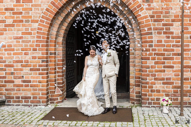 Ach, co to był za ślub… - Ślub Anny i Aish