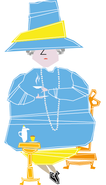 english-lady