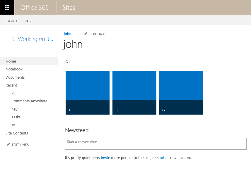 Fixing SharePoint Promoted Link's New Tab Launch Behaviour