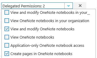 Posting to Office 365 OneNote via PowerShell — John Liu  NET