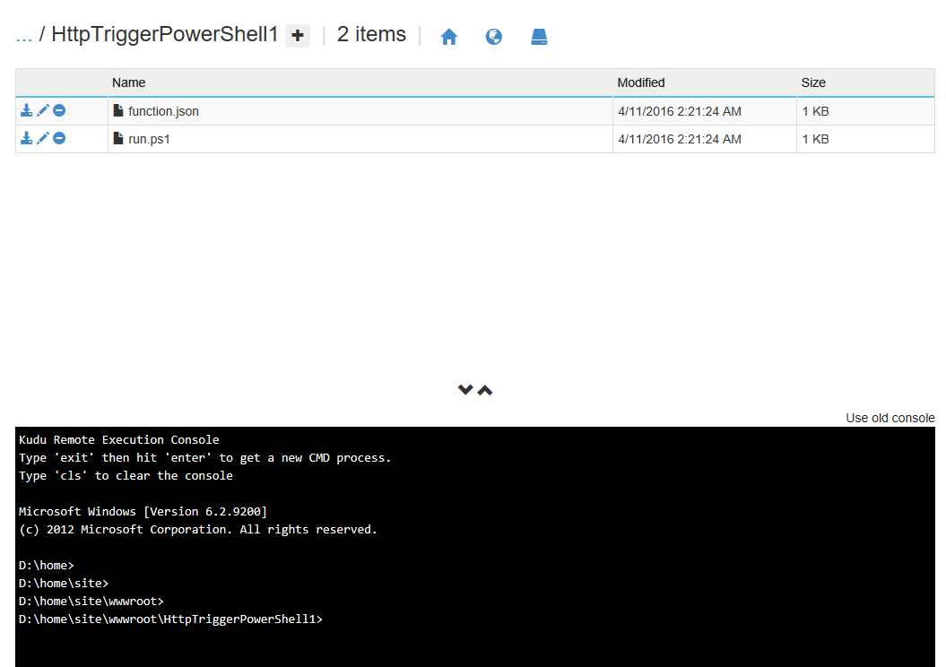 Build your PnP Site Provisioning with PowerShell in Azure Functions