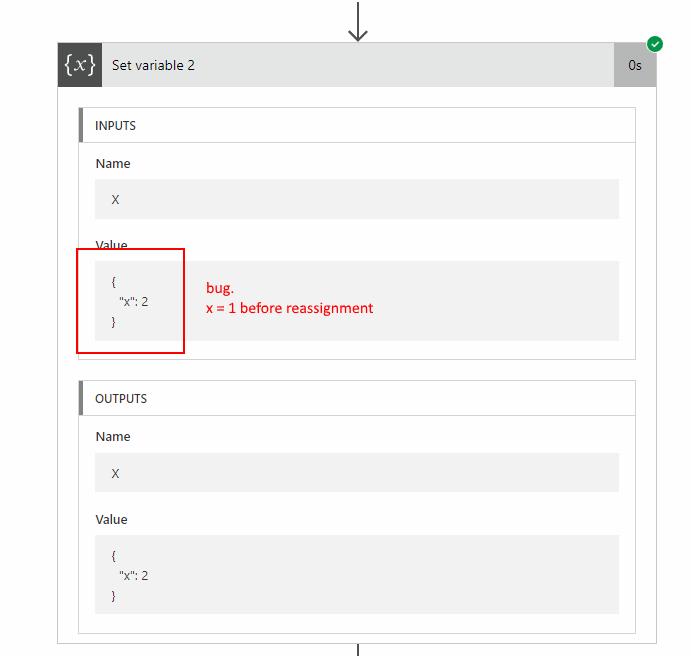 JSON cheatsheet for Microsoft Flow — John Liu  NET