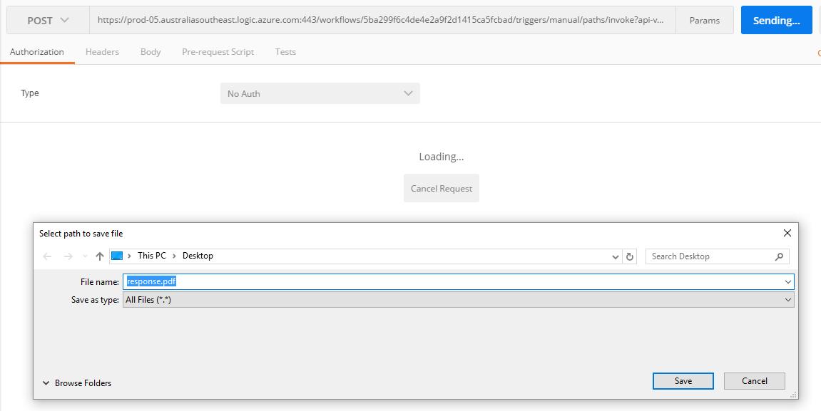 Two ways to convert SharePoint files to PDF via Flow — John