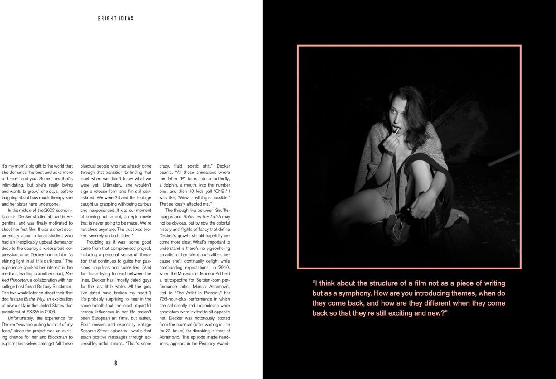 Bright Ideas Magazine, 2014