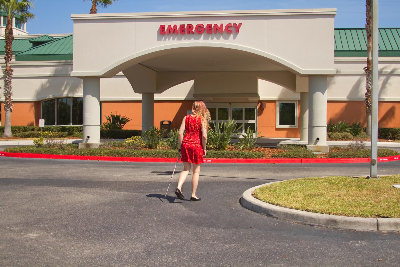 Lorelei, in need of treatment / 2013