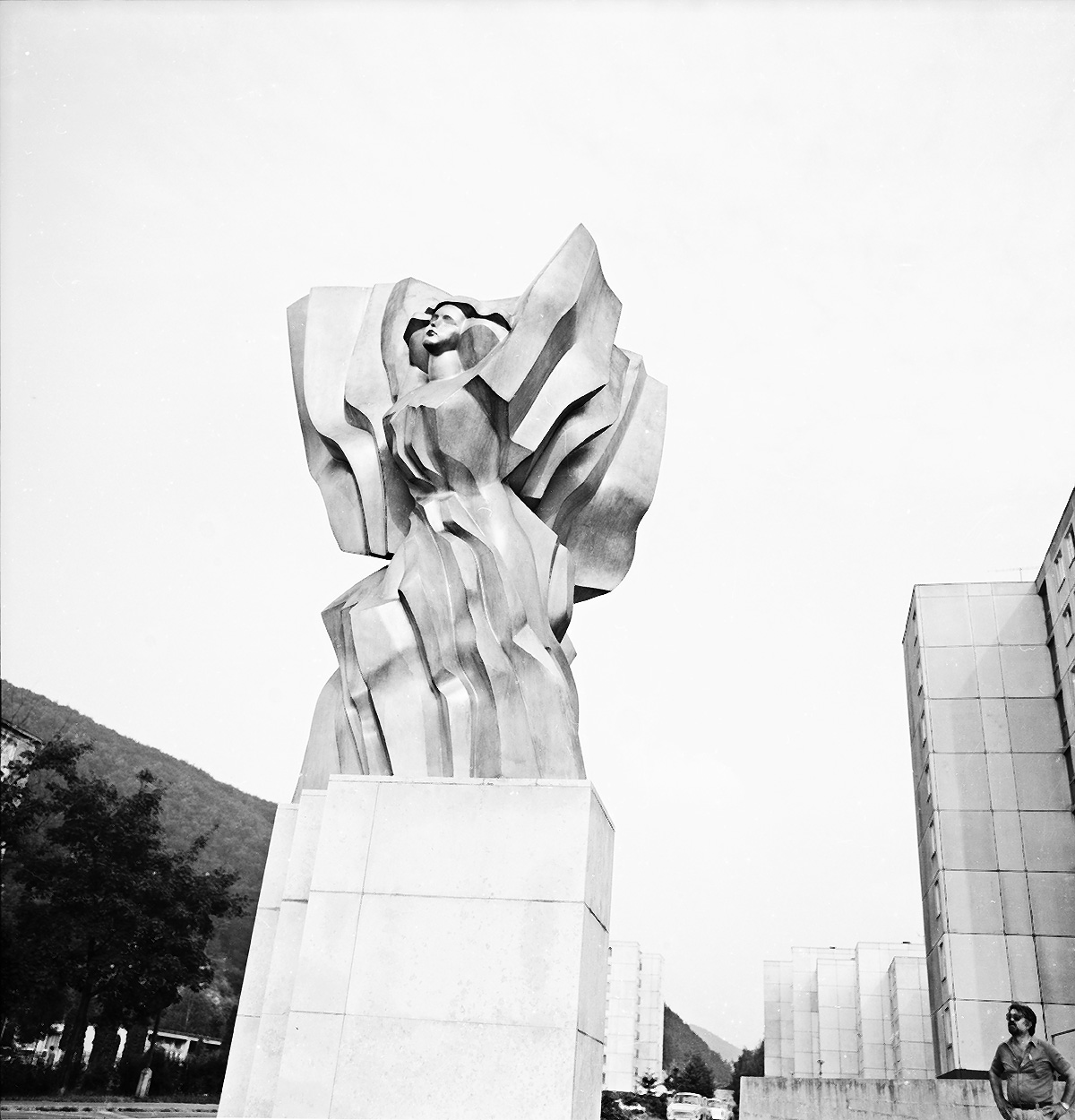The Victor    y     metal Trenčianske Teplice 1984 540 cm