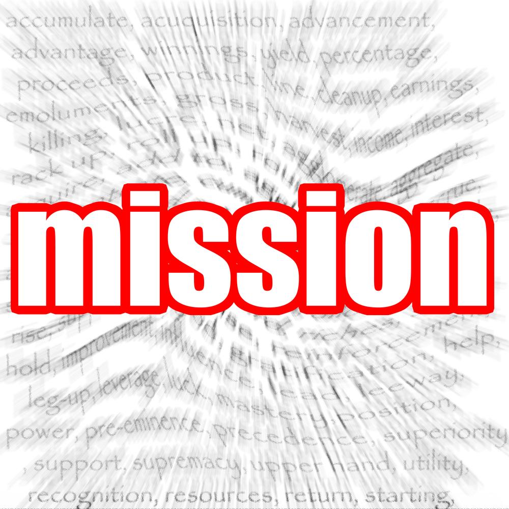 Mission personale, scopo, precessione