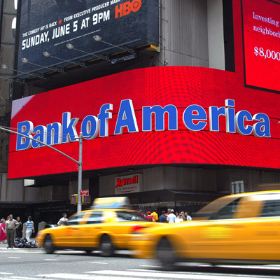 Created Bank of America's award-winning annual report for seven years running.