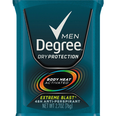 Created video, mobile gaming, and other content for Degree for Men, a division of Unilever.