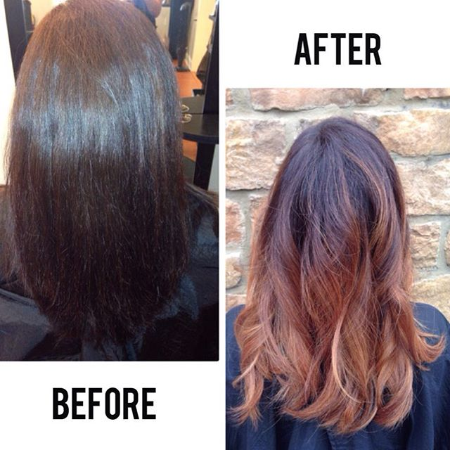 Balayage + Ombre = BALOMBRE by Tiffany @massey #balayage #ombre #structurehs