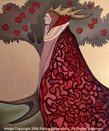 """The Apple Queen"""