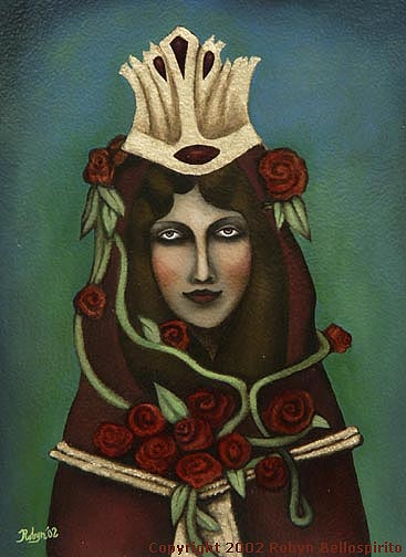 """The Rose Queen"""