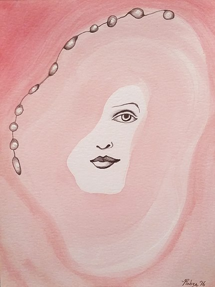 """""""Rose and Pearls"""""""