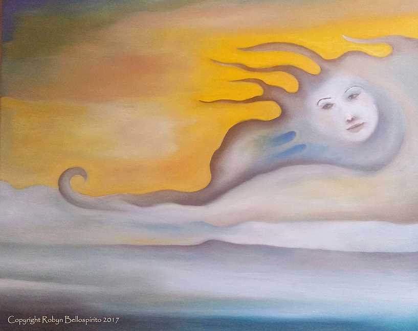 """Spirit of the Wind"""