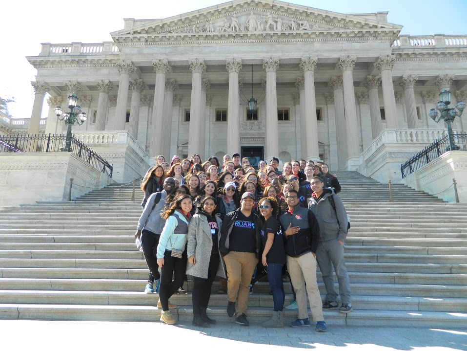 Alternative Break Group Exploring DC