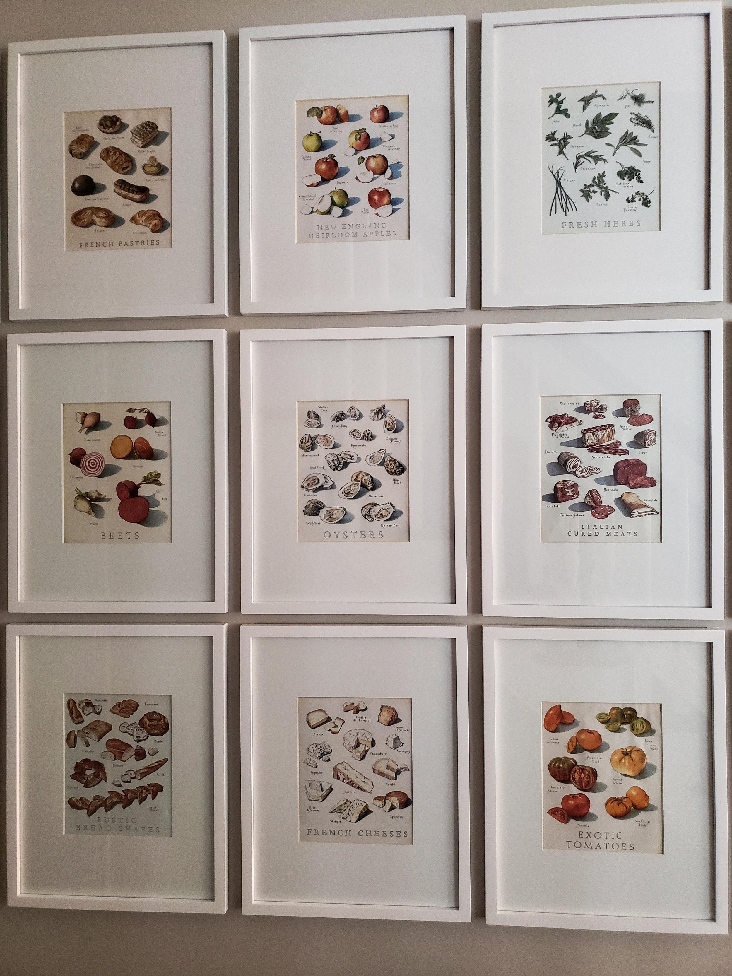 John Burgoyne's illustrations on display at the Tetreault house