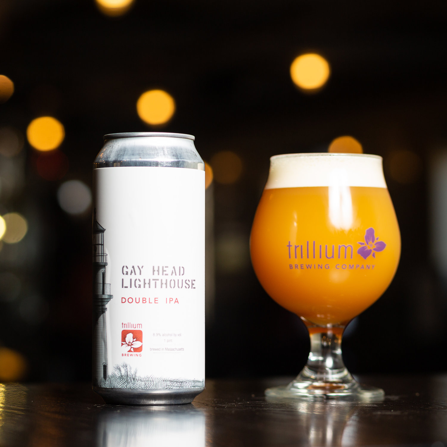 Gay Head Lighthouse — Trillium Brewing Company