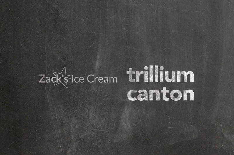 Treat Yourself! Walk down memory lane and enjoy some frozen treats on these hot summer days! With Bomb Pops and Snow Cones, you can't go wrong. Zack's Ice Cream will be at Trillium Canton on Saturday, July 20 from 4-9pm.
