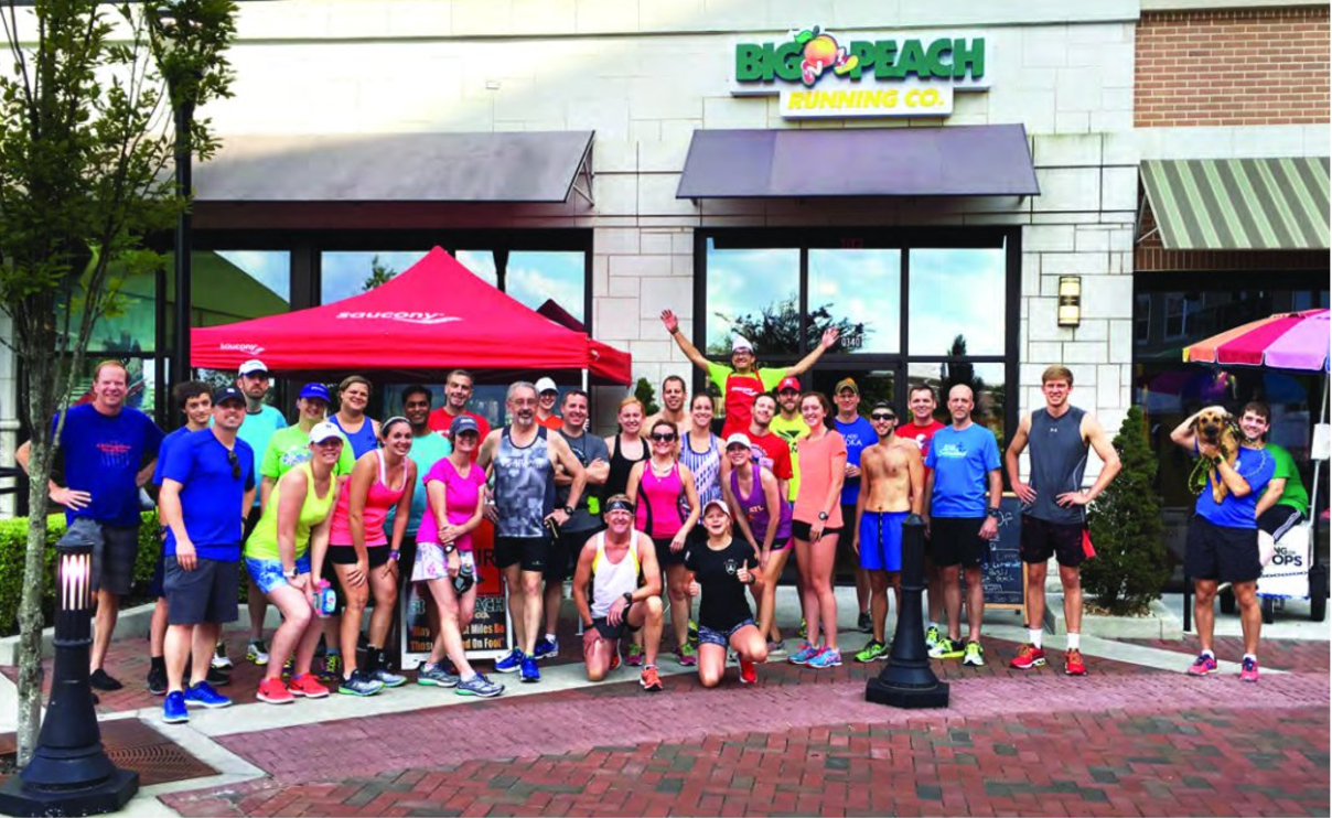 Photo: Big Peach Running Company