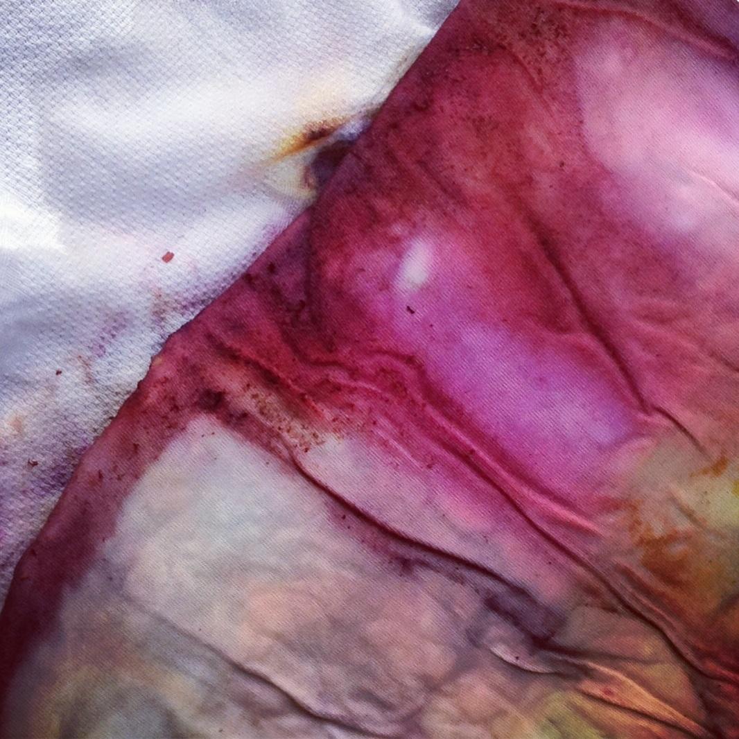 Julie Pishny - Textile and Encaustic Artist