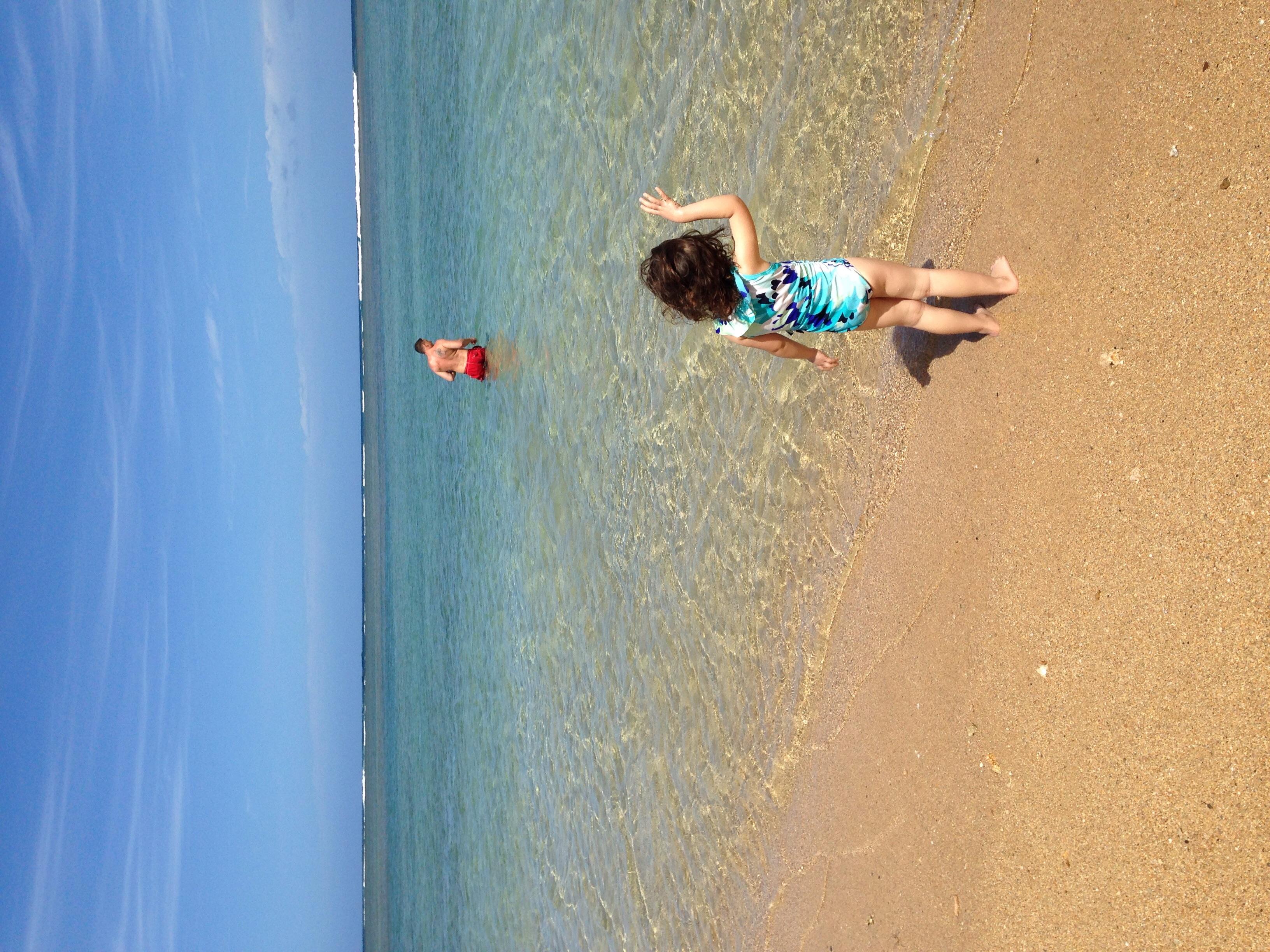 Anini Beach // Kaua'i Hawaii