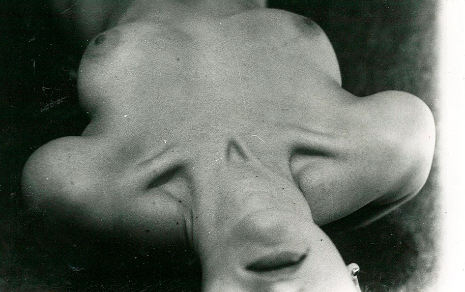 Lie Back and Think of Jesus, Photographic print