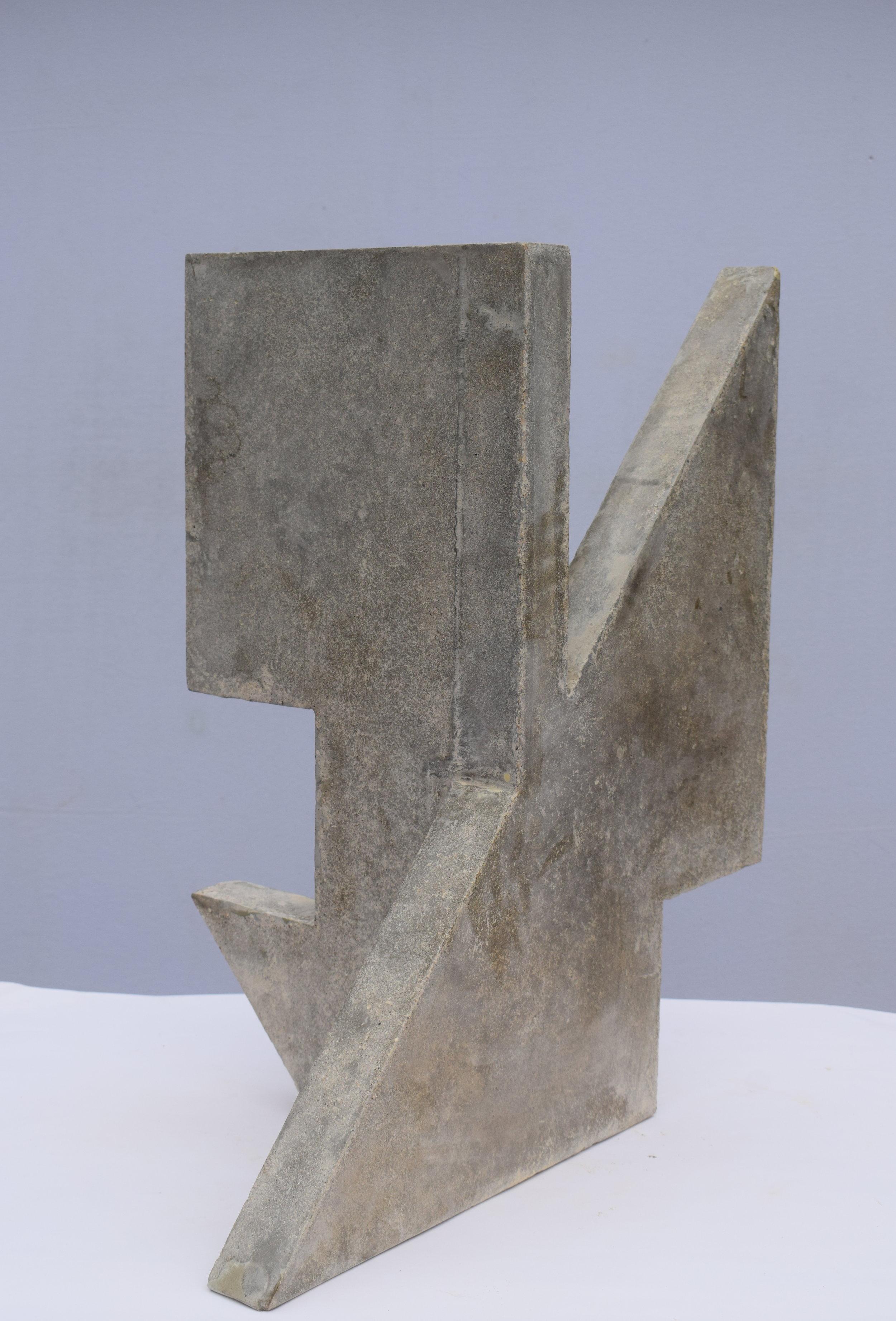 Sangar VII (60 × 30 × 30 cm)