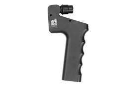 Pistol Grip:  A lightweight mount designed to allow comfortable hand-held camera operation. The CA8d is particularly useful when deploying long-range thermal cameras in manned perimeter surveillance applications.