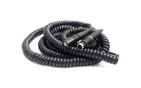 Coiled extension cable (6m):  Extended length 6m (20') extension can be used in combination with CC1d or CC2d coiled connection cables to provide additional connectivity in a variety of Wolf Pack configurations.