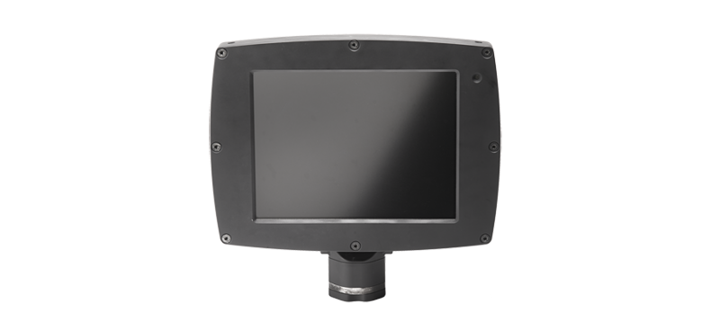 Flat Panel Display Front View