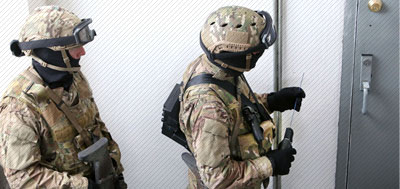 Specialized Tactical Kit :  used in covert or tactical surveillance applications.