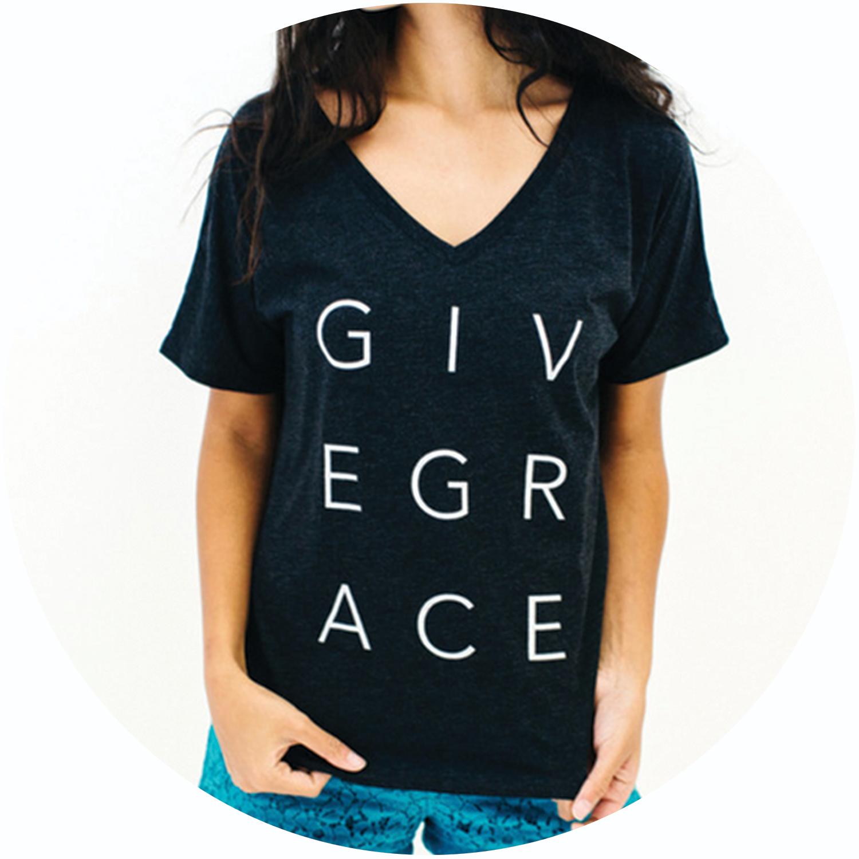 Give Grace T