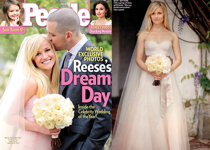 Reese Witherspoon via People Magazine