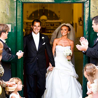 Guiliana Rancic via Brides.com