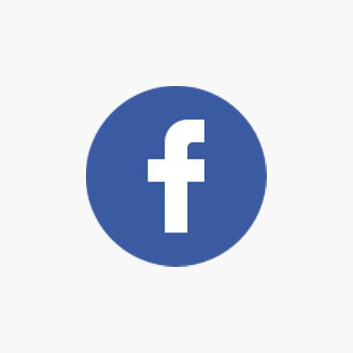 Laura Clery Facebook logo