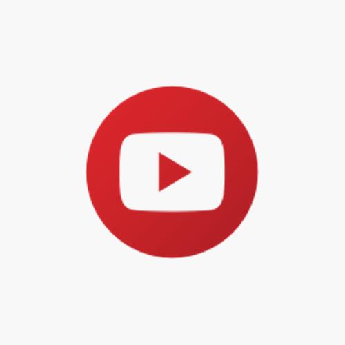 Laura Clery Youtube logo