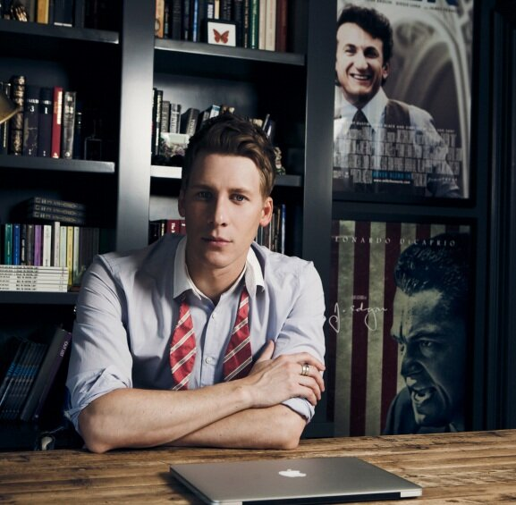 Dustin Lance Black   Feature Film DirectorCommercial Film DirectorProducerScreenwriterSocial Activist