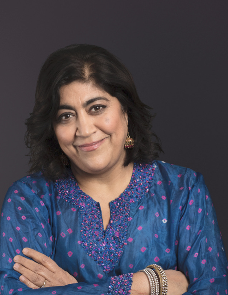 Gurinder Chadha   Feature Film Director Commercial Film Director Screenwriter Producer