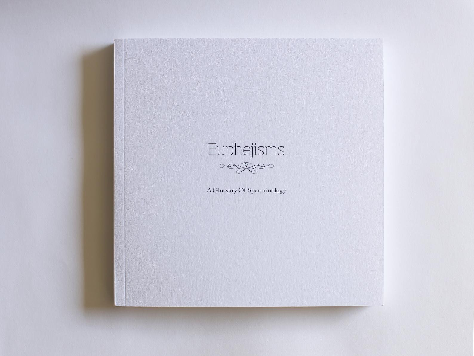 Euphejisms Book from Kiran Koshy l Miller + Miller l A Creative Production Talent Agency