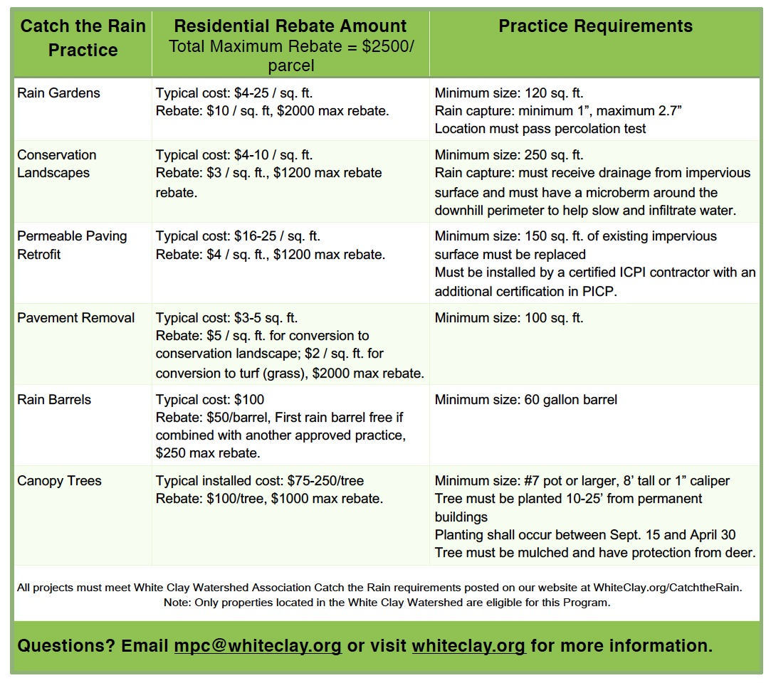 overview of CTR practices and rebates