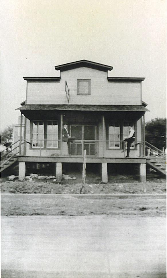 Dr. Hodde's Office, Burton.