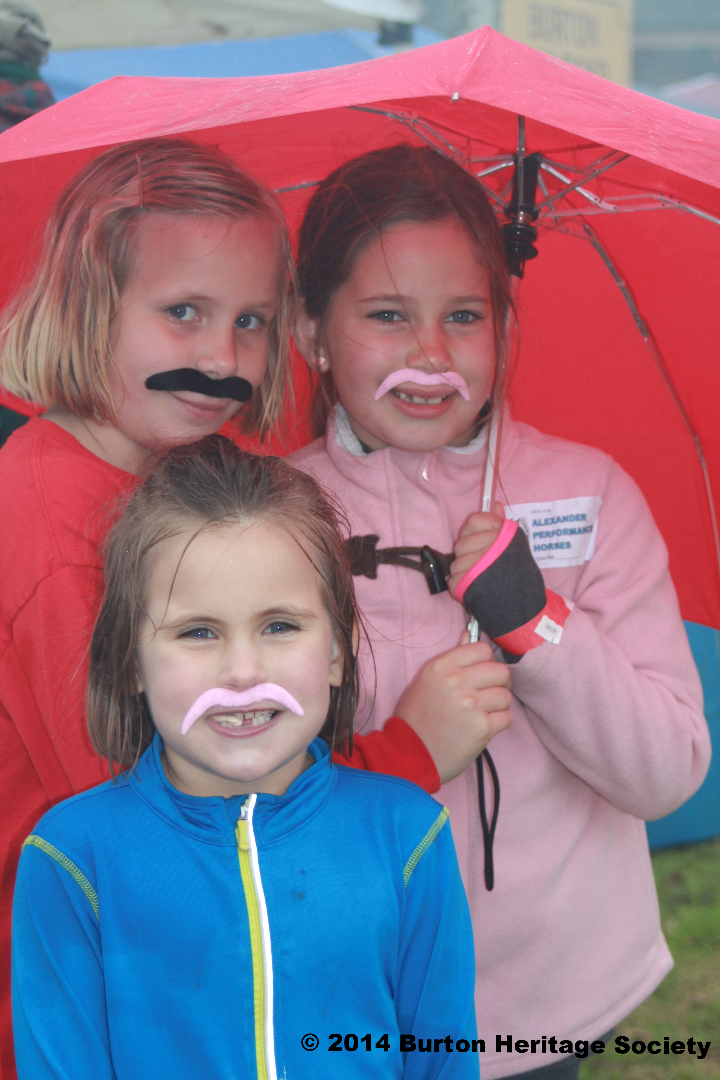 "We ""mustache"" YOU a question?  Why aren't you at Texas Ranger Day yet?"