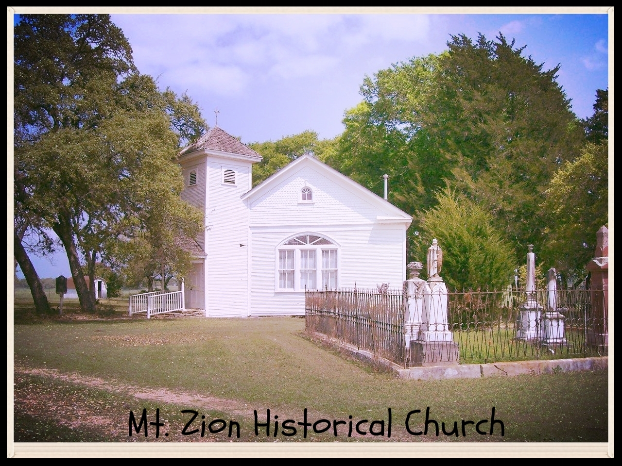 Mt. Zion Historical Chapel